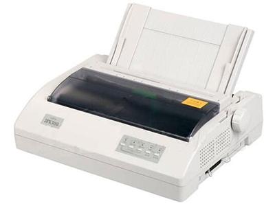 """富士通DPK300    """"产品类型: 通用针式打印机 打印方式: 点阵击打式 打印针数: 24针 打印头寿命: 打印头寿命:4亿次/针 复写能力: 5份(1份原件+4份拷贝) 接口类型: IEEE-1284双向并行接口 选件:USB接口,RS232串口 产品尺寸: 420×330×132mm"""""""