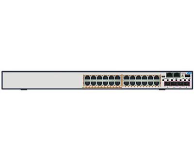 中兴 5950-36CM 24*GE Combo端口 + 4*10GE SFP+端口 + 1扩展卡