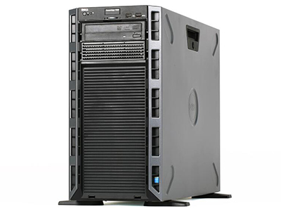 戴爾PowerEdge T430  E5-2603V4/8G/1T/DVDRW/H330/450W/4背板