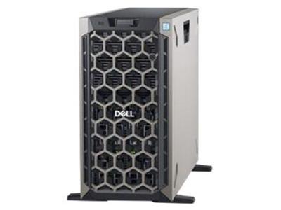 """戴尔PowerEdge T640(Xeon 银牌 4114/16GB/4TB)    """"产品类别: 塔式 产品结构: 5U CPU型号: Xeon Silver 4114 内存容量: 16GB 硬盘接口类型: SAS 标配硬盘容量: 4TB"""""""