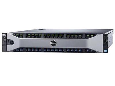 戴爾PowerEdge R730xd  E5-2603V4/無內存/1TSAS/無光驅/H330/495W