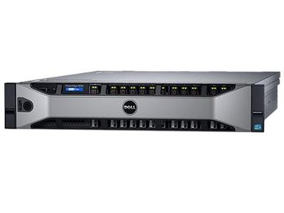 """戴尔PowerEdge R830(Xeon E5-4620 v4/8GB*8/300GB*2)    """"产品类别: 机架式 产品结构: 2U CPU型号: Xeon E5-4620 v4 标配CPU数量: 4颗 内存类型: RDIMM 内存容量: 64GB 硬盘接口类型: SAS 标配硬盘容量: 600GB"""""""