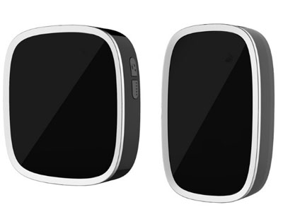 博颖别墅家用无线门铃交流远距离电子数码音乐老人呼叫器A101