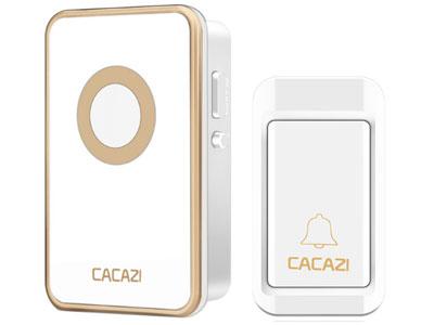 卡佳斯-门铃无线家用远距离无线门铃自发电一拖二拖一拖三电子遥控门铃