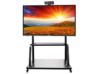 液晶电视机可移动支架落地推车会议室万能通用架子一体机立式挂架
