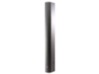 JBL-CBT 100LA-LS带有生命认证的线阵列音柱扬声器 恒定带宽技术,带有16只50mm(2寸)驱动单元。含万向可调安装支架,增加瞄准的灵活性;频率响应 (-10 dB) 120 Hz – 20 kHz;覆盖模式:垂直 20° (1.5 kHz - 16 kHz, ±10°);水平 150°(ave, 1 kHz – 4 kHz, ±20°);功率负载 (8 ohm) 300W (1200W peak), 2 hrs;100 W (400W peak), 100 hrs;最大声压级 语言模式: 121 dB cont ave (127peak);音乐模式:117 dB cont ave (123 peak)