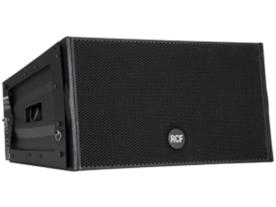 RCF-NX L23-A/12寸有源阵列扬声器 音箱类型 二分频有源线阵列扬声器 单元组成:12寸低音单元(3.5