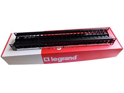 TCL-羅格朗 632793  超五類24口模塊組空配線架