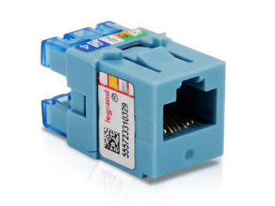 TCL-羅格朗 632707  六類非屏蔽網絡模塊