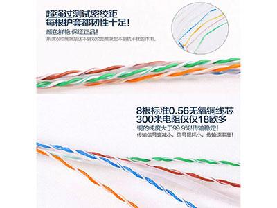 普天天紀 7類4對FTP電纜