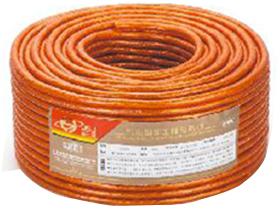 金山角 香槟金屏蔽舞台音箱线 FD-H311  OD:8.0(126/无氧铜+5条神经线)X2.5X2C(PVC红白) FD-H315  OD:8.7(189/无氧铜+8条神经线)X2.8X2C(PVC红白) FD-H320  OD:9.7(252/无氧铜+10条神经线)X3.3X2C(PVC红白) FD-H325  OD:10.0(308/无氧铜+13条神经线)X3.5X2C(PVC红白)