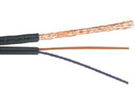 金山角  监控带电源一体线 FD-3752  OD:5.0+4.6(24/无氧铜)X2.8X1C(PE本色) FD-2752  OD:5.0+4.6(24/无氧铜)X2.7X1C(PE本色)
