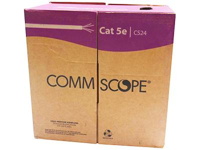 康普 CS24 GRAY CM UTP CPK 305M  超五類4對非屏蔽雙絞線