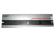 AMP 406330-1 超五類24口非屏蔽配線架