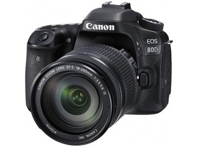 佳能 80D 18-135 单反相机画幅:APS-C画幅  分类:高端  像素:2000-2999万  用途:人物摄影,风光摄影,高清拍摄,运动摄影,静物摄影,其他