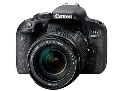 佳能 800D 18-135 单反相机画幅:APS-C画幅 分类:入门  像素:2000-2999万  用途:人物摄影,风光摄影,高清拍摄,运动摄影,静物摄影