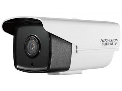 海康威視DS-2CD3T56WD-I3    500萬.筒型網絡攝像機,支持POE,紅外30米,支持H.265/smart265編碼