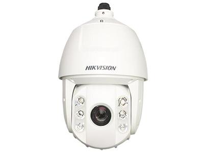 海康威視DS-2DC6223IW-A    200萬像素6寸紅外網絡高清mini PTZ 攝像機,支持23倍光學變倍,焦距4.8-115mm,支持智能偵測,支持最大256G存儲卡,H.265編碼,支持POE供電,支持無線