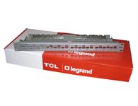 TCL-羅格朗 PD2124 六類24口模塊組空配線架
