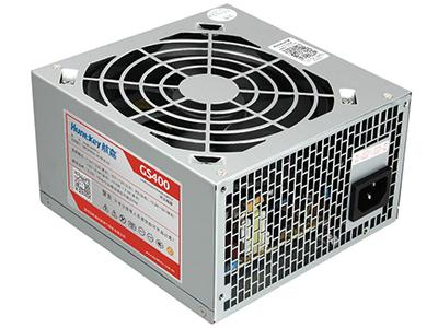 """航嘉网彪GS400    """"额定功率:300W 适用对象:台式机 PFC类型:被动式 类型:非模组"""""""