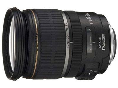 佳能 EF17-55F2.8IS USM  卡口:佳能卡口品种:单反镜头画幅:APS-C类型:标准变焦