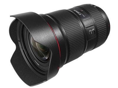 佳能 EF-16-35mm f2.8LIII USM  卡口:佳能卡口品种:单反镜头画幅:全画幅类型:广角变焦