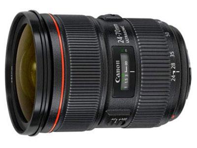 佳能 EF-24-70mmf2.8II IS USM  卡口:佳能卡口品种:单反镜头画幅:全画幅
