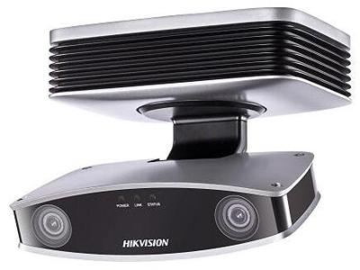 """海康威視DS-2CD8426FWD/F-I    200萬 1/2.8"""" CMOS深眸智能人臉雙目網絡攝像機"""