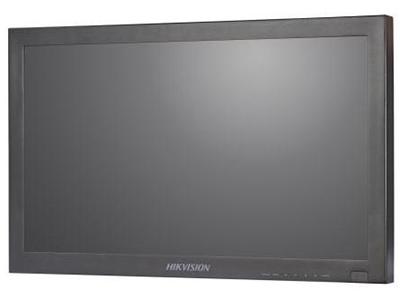 """海康威視DS-D5022FL液晶監視器    """"支持8bit/10bit 雙路LVDS(1920*1080)高清顯示; 采用3-D 數字梳狀濾波器,采用3-D 降噪技術; 真彩色OSD,人性化操作菜單"""""""