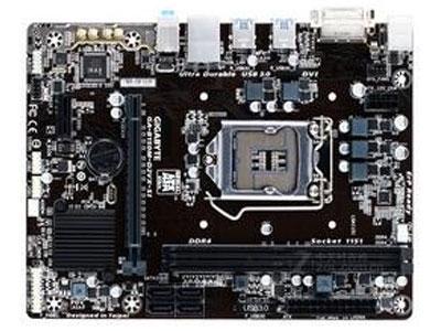 技嘉B250M-D2VX-SI  主芯片组Intel B150音频芯片集成Realtek ALC887 8声道音效芯片处理器规格内存规格内存类型DDR4内存插槽2×DDR4 DIMM最大内存容量32GB扩展插槽I/O接口板型主板板型Micro ATX(紧凑型)外形尺寸22.6×17.4cm