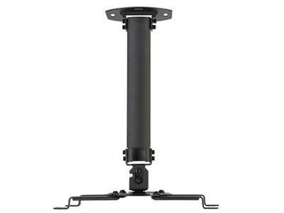 BK PRB-18S黑色投影仪吊架 投影仪吊架黑色,铝合金材质,伸缩距离320-580mm