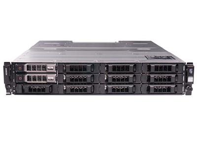 戴爾PowerVault MD3400  雙控 無硬盤/無卡/無線/600W冗余