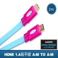力特 HDMI扁平线1.4版(1.5米-5米)