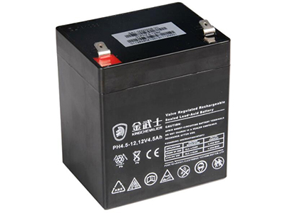 金武士UPS电池PH-4.5AH 12v免维护铅酸蓄电池 玩具车夜市灯电瓶容量足