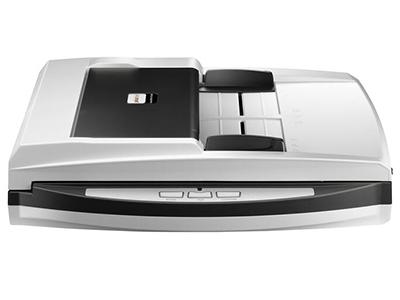 """精益SmartOffice PL3240    """"直通道ADF+平板设计双面扫描 USB2.0接口,扫描速度22PPM/44IPM 进纸器容量高达50页 全新自动扫描模式,自动侦测并扫描 扫描识别为可搜索的PDF文档"""""""