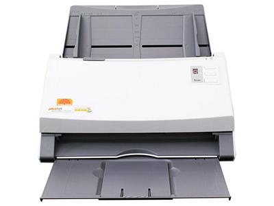 精益SmartOffice PS306    USB2.0接口,扫描速度高达每分钟:30ppm/60ipm 100张大容量进纸器 40g超薄纸张轻松出入 可横放扫描带孔票据及报表 行业领先OCR应用程序,可直接输出 自动裁剪和纠偏