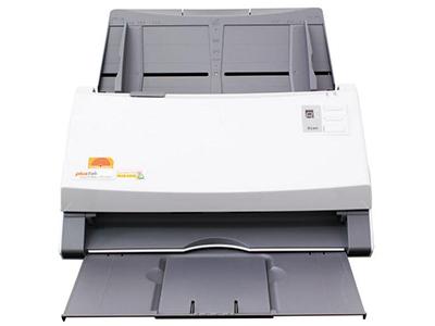 """精益SmartOffice PS456U    """"A4双面彩色扫描 80ppm/160ipm(300dpi,灰阶) 100张大容量进纸器 40g超薄纸张轻松出入 可横放扫描带孔票据及报表 行业领先OCR应用程序,可直接输出 自动裁剪和纠偏"""""""