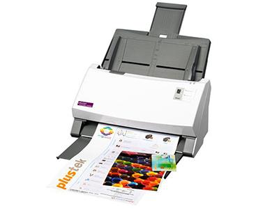 """精益SmartOffice PS3160U    """"A4双面彩色扫描 60ppm/120ipm(300dpi,灰阶) 100张大容量进纸器 40g超薄纸张轻松出入 可横放扫描带孔票据及报表 行业领先OCR应用程序,可直接输出 自动裁剪和纠偏"""""""