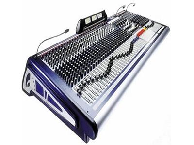 聲藝  GB 8-48  (RW5709)   調音臺 48路單聲道,四組全立體聲;8編組輸出,4啞音編組;11x4矩陣輸出;帶限幅器的錄音輸出;8個輔助輸出,其中4個可切換推子前/推子后;48V幻象電源供電。