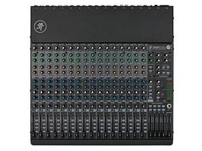 美奇 1402-VLZ4 緊湊型調音臺 14通道緊湊式模擬調音臺,6個Onyx話筒前置放大器