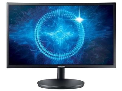 """三星C27FG70FQ    """"产品类型:LED显示器,广视角显示器,曲面显示器 产品定位:电子竞技 屏幕尺寸:27英寸 面板类型:VA 最佳分辨率:1920x1080 可视角度:178/178°"""""""