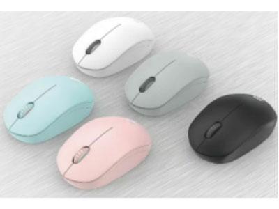 富德  i210  多色无线小鼠标