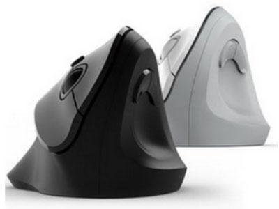富德  i887  鼠标 预防鼠标手垂直无线鼠标无光省电