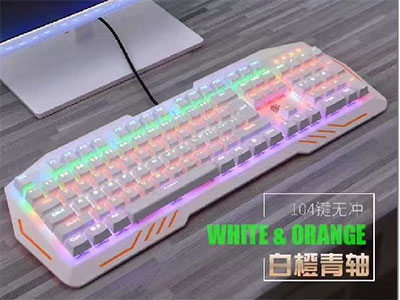 富德  Q580  机械键盘