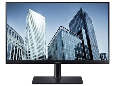 """三星S27H850QFC    """"接口:HDMI,DVI,USB扩展/充电 特征:旋转升降底座,可壁挂 尺寸:27英寸 分辨率:2560*1440(2K) 屏幕比例:16:9 面板:PLS"""""""