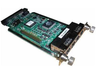 郑州聚豪 河南总代理 华三(H3C)  RT-SIC-4FSW-H3 路由器接口模块4端口10M/100M以太网二层交换模块(RJ45),整机支持2块,只能插在2、4槽位上  客户热线:柴经理 13253534321