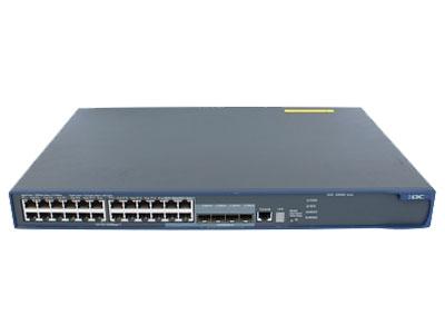 郑州聚豪 河南总代理 华三(H3C) LS-5500-28C-EI  千兆三层汇聚交换机24个10/100/1000Base-T以太网端口\4个复用的1000Base-X千兆SFP端口 2个扩展插槽 客户热线:柴经理 13253534321