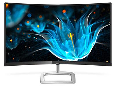 飞利浦 328E9FJSB  屏幕尺寸:32英寸 面板类型:VA 最佳分辨率:2560x1440 可视角度:178/178° 视频接口:D-Sub(VGA),HDMI,Displayport 底座功能:倾斜:-5-20°