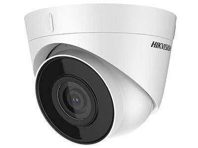 海康威視DS-IPC-T12-I/PoE    網絡監控攝像頭200萬家用半球POE攝像機