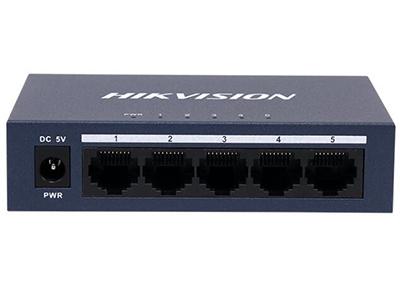 海康威視DS-3E0105-E    5個10/100Mbps自適應以太網端口